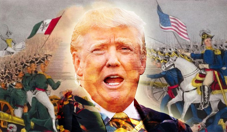 President Trump Will Invade and Attack Mexico