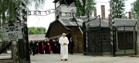 Unjustified Revenge of the Holocaust Continues