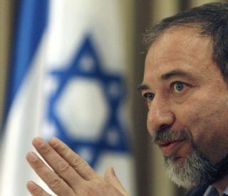 Lieberman represents the fiercely Arab hating Russian pretend-a-Jews
