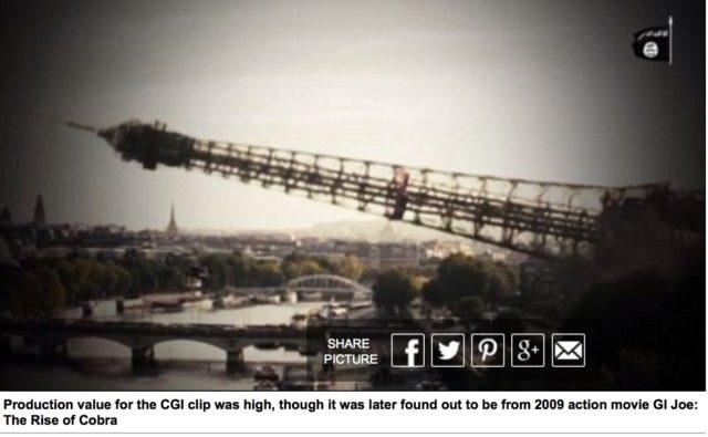 """ISIS"" film provided by Mossad (Rita Kaatz) foreshadows the next big operation"