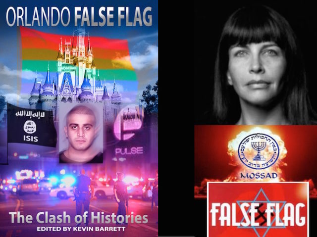 My forthcoming book on Orlando will also discuss the Nice-Munich and Dallas-Baton Rouge false flags. Pre-order at http://falseflagorlando.blogspot.com