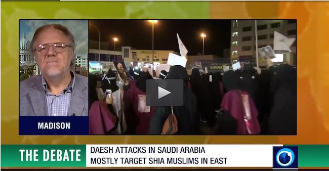 Bombings in Saudi Arabia possibly a false flag: Analyst