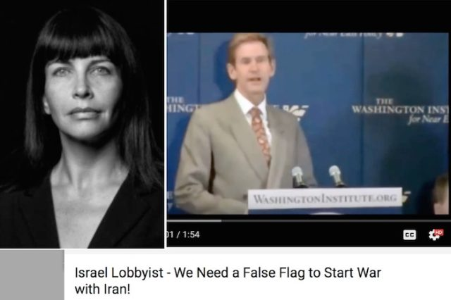 Nice/Munich terror suspect Wilf works with Patrick Clawson, who openly calls for murderous false flag attacks