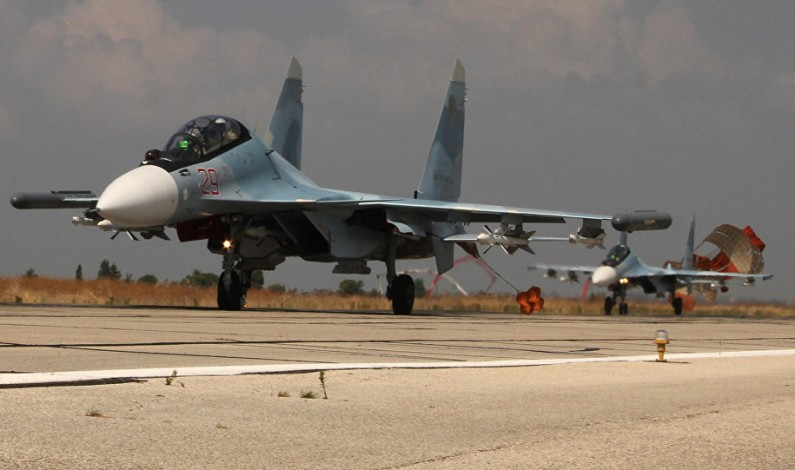 Russia to Intensify Airstrikes on Terrorists in Revenge for Killing of Pilots in Syria