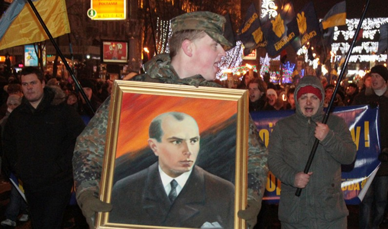 Naming Roads, Burning Bridges: Kiev Loses Friends Glorifying War Criminals