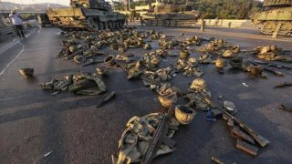 What will be left of the Turkish military when the purge is done?