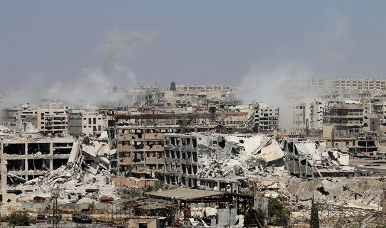 'Battle of Aleppo Would Have Been Long Over if Not for the US'