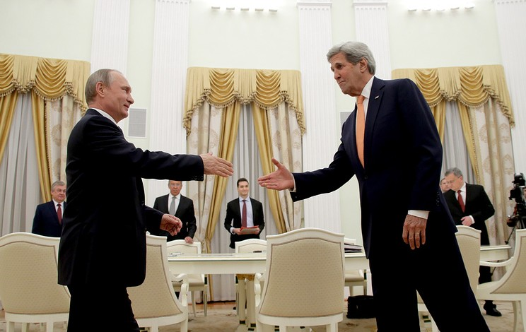 Kremlin: Talks between Putin and Kerry constructive, honest and detailed