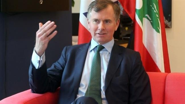 Press TV: UK envoy sees no fault with Hezbollah in Syria