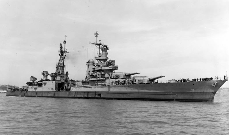 New Details Surface on Loss of WWII USS Indianapolis