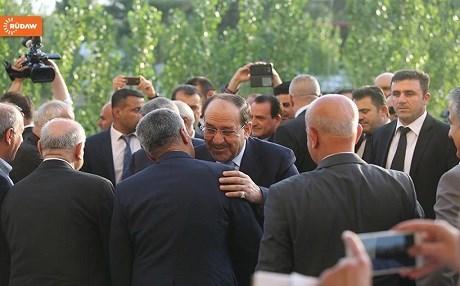 Former Iraqi PM Maliki seeks Kurdish support in renewed bid for office