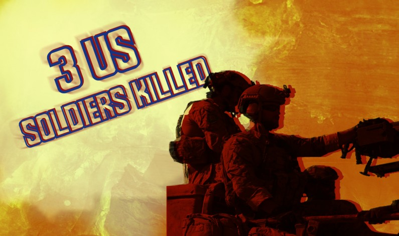 Syrian War Report – July 19, 2016: Three US Soldiers Killed in Manbij