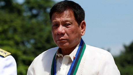 US imported terrorism to Middle East, new Philippines president says