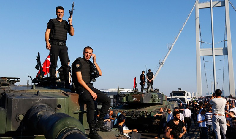 Turkish Intelligence Knew Military Coup Would be Carried Out in Advance