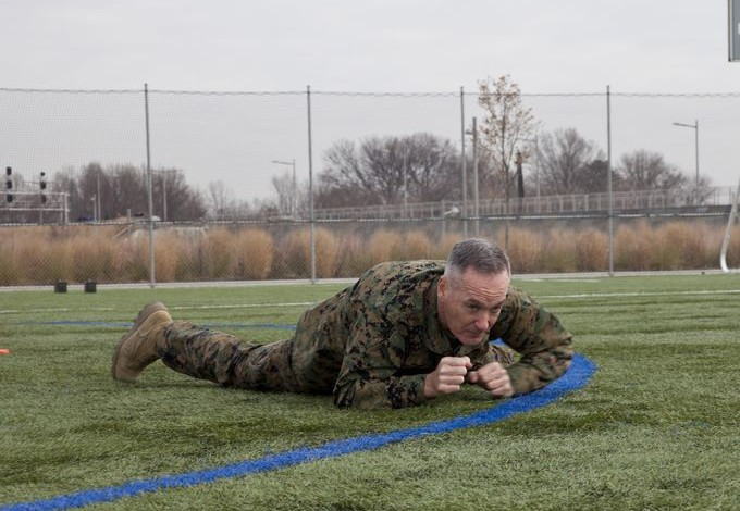 General Dunford Rushes to Turkey Over Accusations of US Coup Involvement