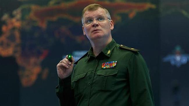 The Russian air cmdr. in Syria is not happy with the US cat and mouse game of non-disclosure