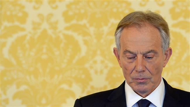 "Press TV:  Parliament to Judge Blair for ""Serial Deception"" as Bush Toady"