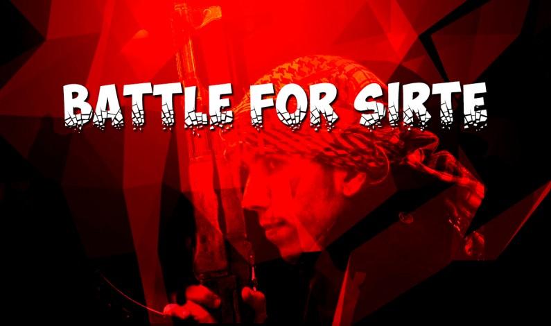 Libya: Battle for Sirte