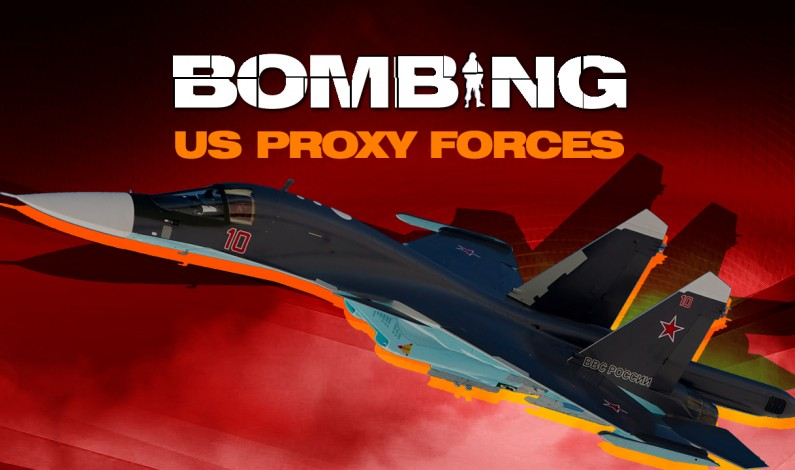 Syrian War Report – July 25, 2016: Russians Bombed US Secret Base in Syria?