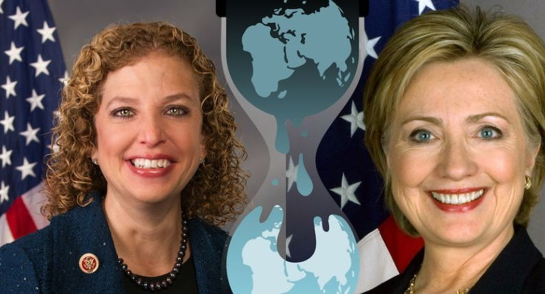 New DNC email leak reveals anti-Sanders bias, pro-Clinton collusion among top officials