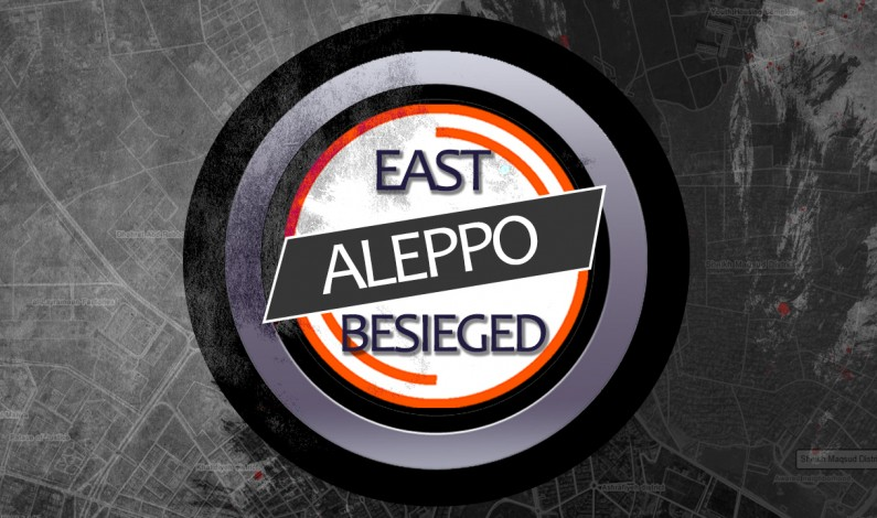 Syrian War Report – July 26, 2016: Militants' Defenses Collapse in Aleppo City