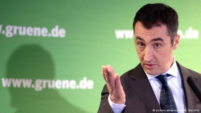 Head of the German Green Party