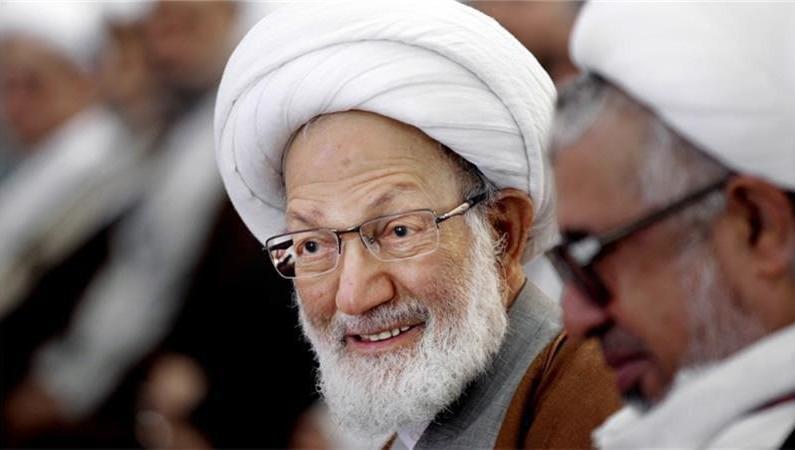 In response to the Al Khalifa Psychological war based on the lack of Bahraini origin of Sheikh Issa Qassem