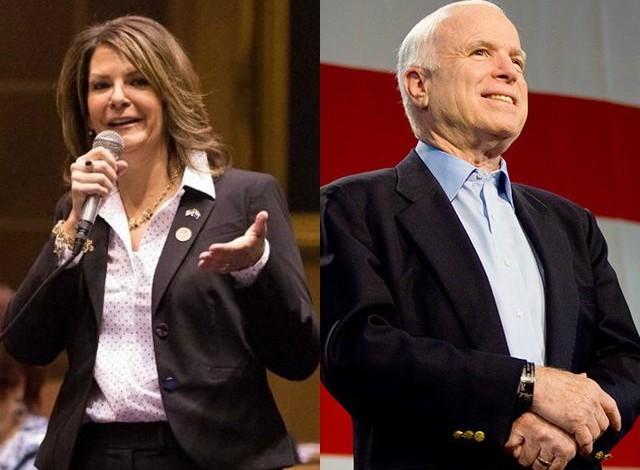 Dr. Kelli Ward, the Woman John McCain fears the most