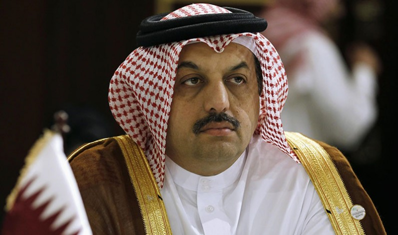 Khalid al-Attiyah (the Qatari Minister of State for Defense) disclosed the Saudi involvement in the failed coup attempt in Turkey