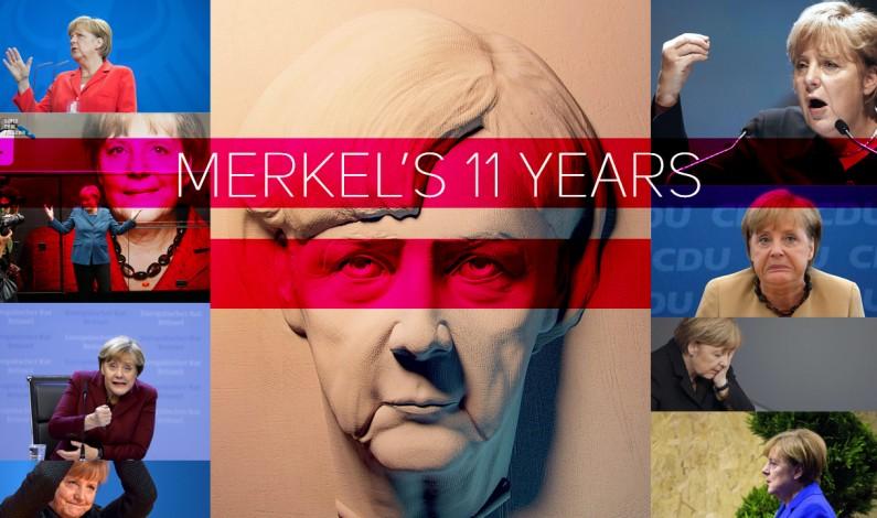 11 Years of Merkel's Democracy