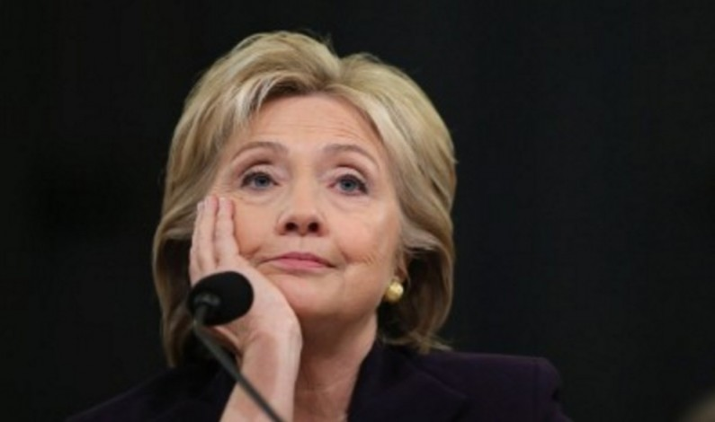 No Hillary Prosecution, of Course