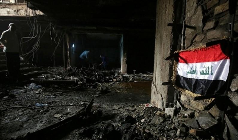 ISIS Nukes Baghdad?