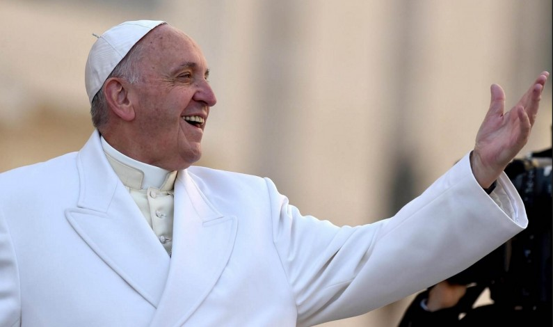 Independent Pope Promotes Peace Better Than Corrupted Politicians