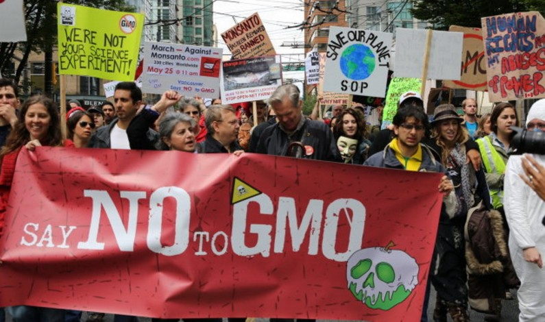 Labeling Bill in US Congress Hides Genetic Tinkering With US Food Supply