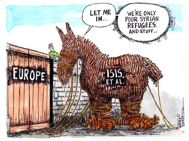 Turkey demanded EU Visa deal in order to send ISIS fighters to Europe