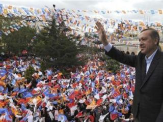 Erdogan needs, and has some of his opposition behind him in the purge and reforms