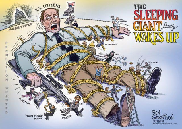 US Cartoon sleeping_giant
