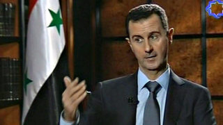 Assad is still standing, when many others aren't