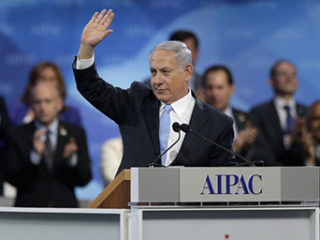AIPAC is the Diaspora Jews, important only for how they can serve Israel