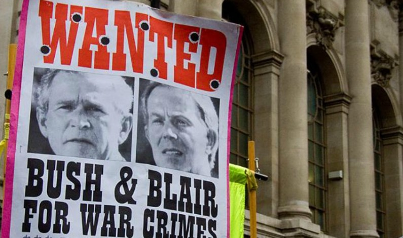 George W. Bush and Tony Blair were almost certainly psychopaths in 2003