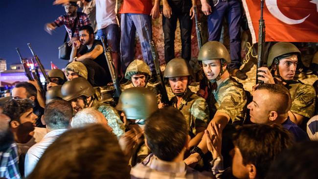 What's Behind Turkish Officers' Attempt to Stage a Coup?