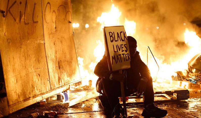 Black Tribalism Versus Zionist Police State