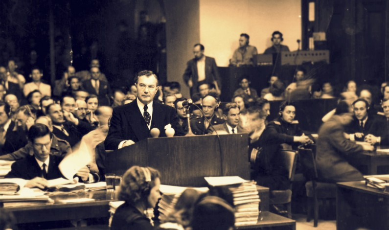The Rape of Germany During and After the Nuremberg Trials