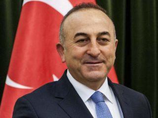 Turkey Foreign Minister Cavusoglu