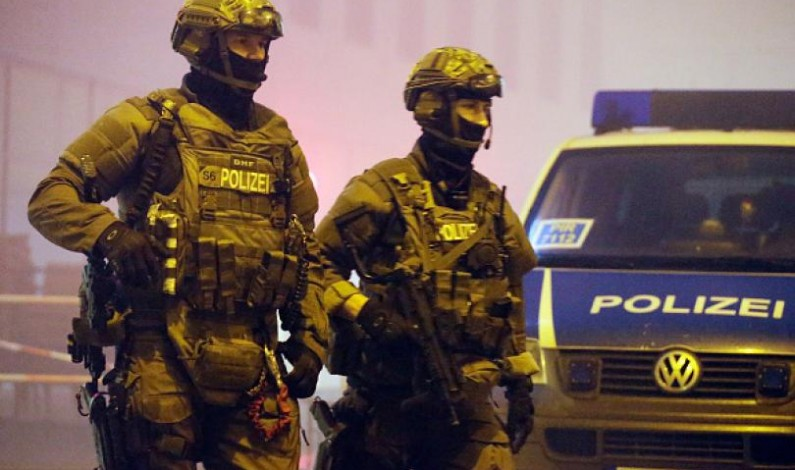 Yet another false flag terror attack in Germany?