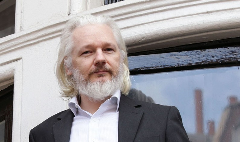 Assange (Israel) promises to leak (fabricate) 'a lot more' materials on US presidential elections