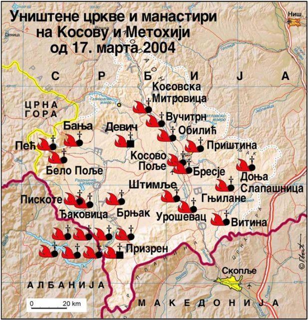 kosovo-demolishes-serbian-monasteries-map