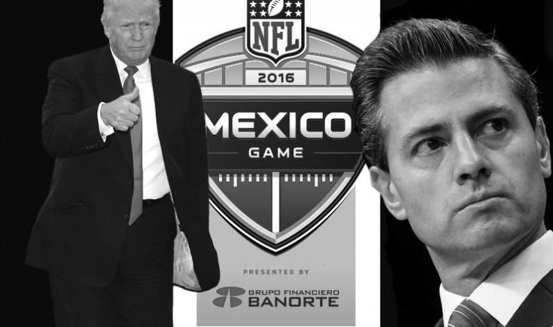NFL Facing Trump Armageddon in Mexico this November