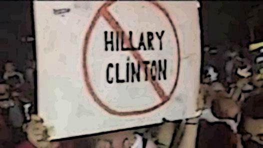 no clinton