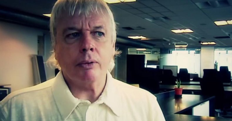 David Icke accuses TV hosts of 'abuse' after heated interview about shape-shifting lizards